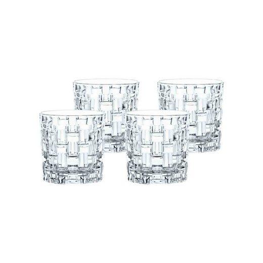 Nachtmann Whiskyglas »Bossa Nova SOF Whisky Gläser 4er Set«, Glas