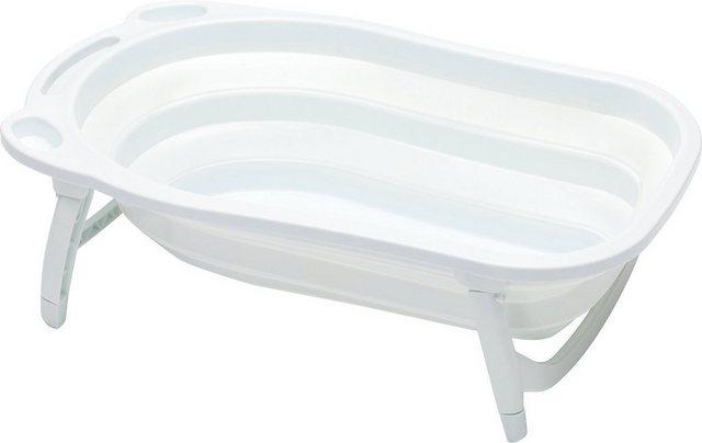 Badewannen und Whirlpools - Fillikid Babywanne »Faltbadewanne, mit Temperaturmessung, blau«  - Onlineshop OTTO