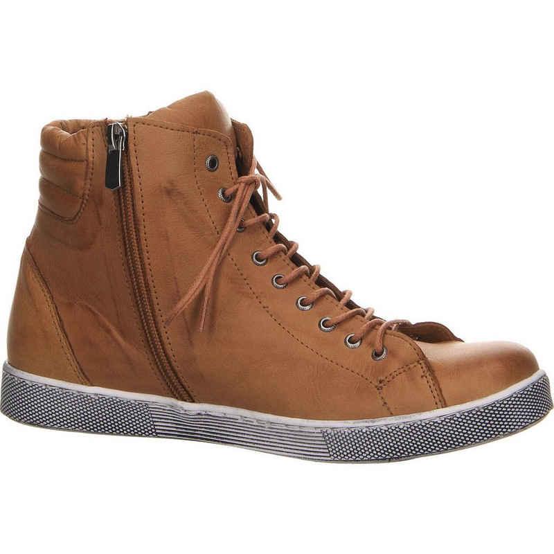 Andrea Conti »Boots Schuhe Halbschuhe Schnürschuhe Sportlich« Schnürschuh