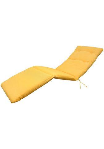 indoba Pagalvė gultui »Relax« (1 St) Gelb - I...