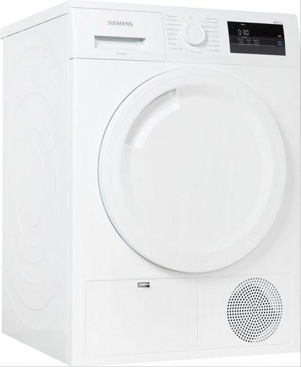 SIEMENS Wärmepumpentrockner iQ300 WT43H002, 7 kg