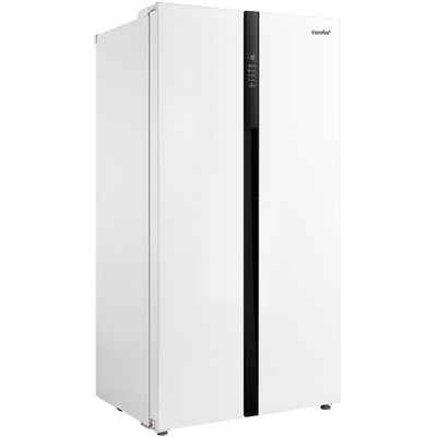 comfee Side-by-Side RCS700WH1, 176.5 cm hoch, 89.7 cm breit, NoFrost