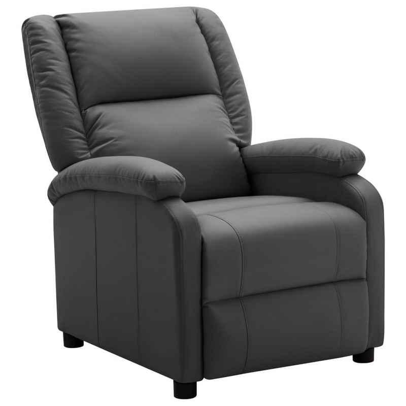 vidaXL TV-Sessel »vidaXL Sessel Kunstleder Fernsehsessel Relaxsessel Ruhesessel mehrere Auswahl«