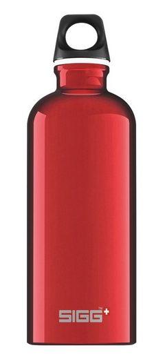 Sigg Trinkflasche »SIGG Alutrinkflasche 'Traveller'«