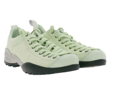 Scarpa »SCARPA Mojito SW Freizeit-Schuhe bequeme Damen Canvas-Sneaker Outdoor-Schuhe Mint-Grün« Sneaker