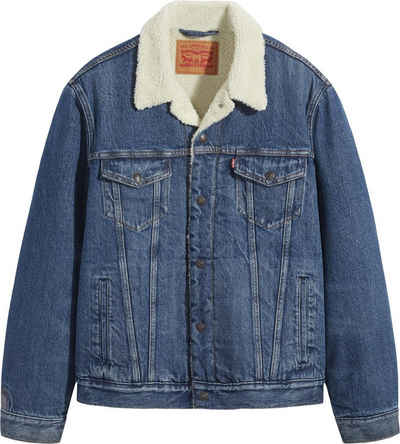 Levi's® Jeansjacke »Vintage Fit Sherpa«
