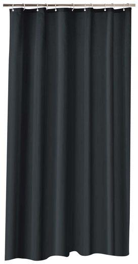 One Home Duschvorhang »Einfarbig« Breite 180 cm, wasserdicht