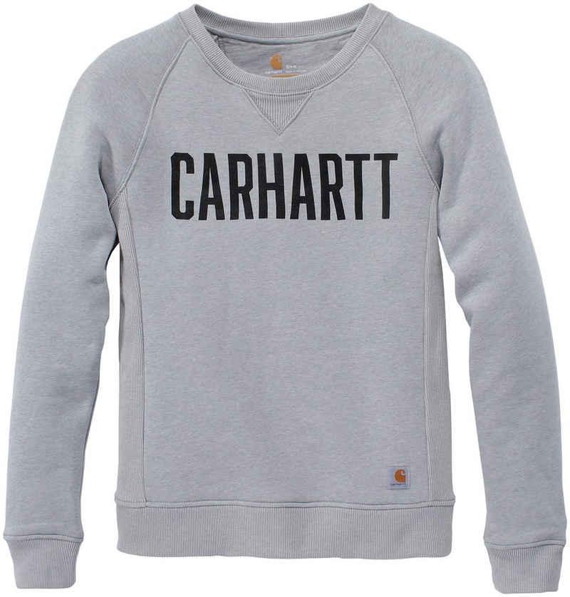 Carhartt Sweatshirt »CLARKSBURG GRAPHIC« Crewneck Damen