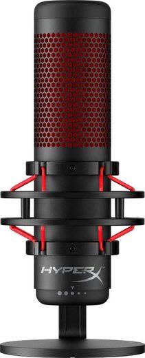 HyperX Mikrofon »QuadCast S«