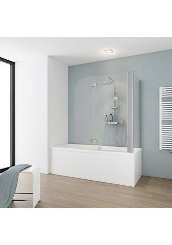 Schulte Badewannenaufsatz »Komfort« Einscheibe...