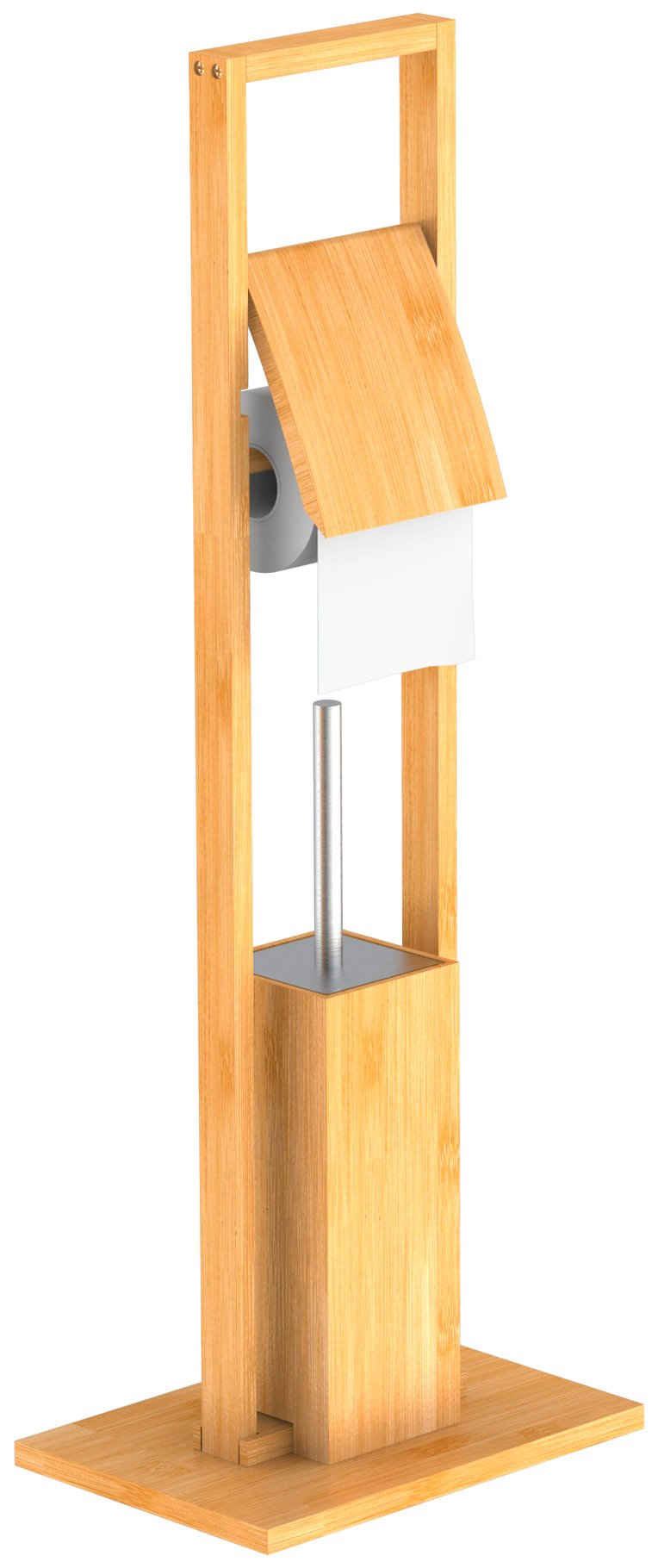 WC-Garnitur »Bambus«, Eisl