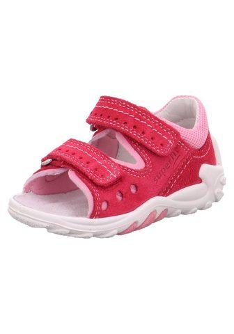Superfit »Flow« sandalai su doppeltem Klettvers...