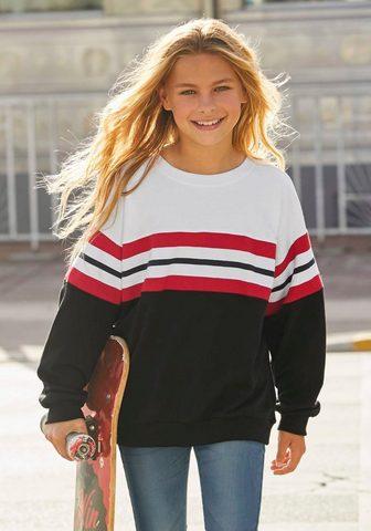 Arizona Sportinio stiliaus megztinis in labai ...