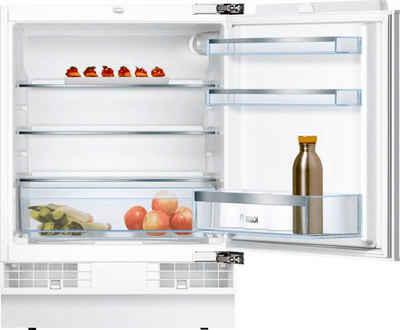 BOSCH Einbaukühlschrank 6 KUR15AFF0, 82 cm hoch, 59,8 cm breit