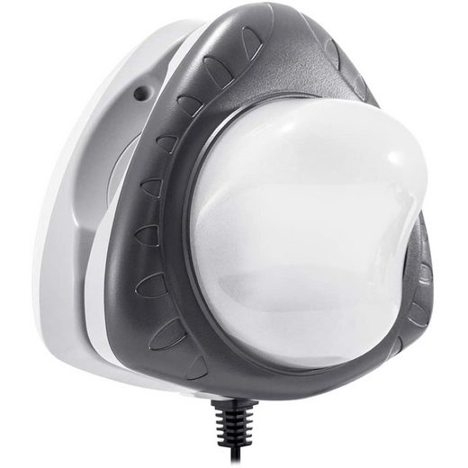 Intex Pool-Lampe »Magnet LED Beleuchtung - Pool-Licht - weiß/grau«