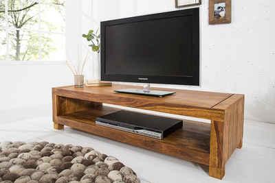 riess-ambiente TV-Board »MADEIRA 110cm natur«, aus Massivholz