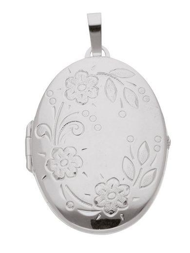 Adelia´s Kettenanhänger »925 Silber Medaillon Anhänger«, Silberschmuck für Damen