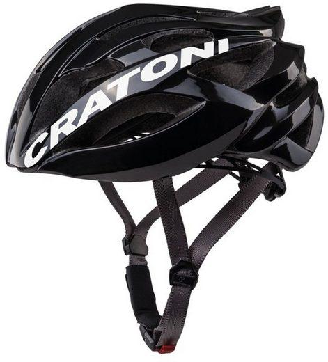 Cratoni Fahrradhelm »Road-Fahrradhelm C-Bolt«, Reflektoren, eingeschäumte Gurtbänder