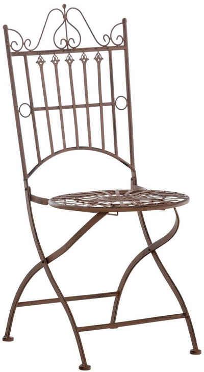 CLP Gartenstuhl »Sadao«, aus Eisen gefertigt