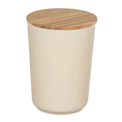 WENKO Vorratsdose, Bambus, (0-tlg)