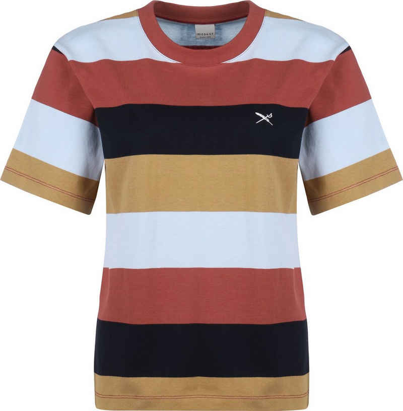 iriedaily T-Shirt »Fat Stripe W«