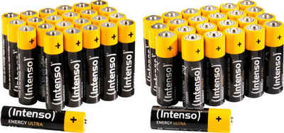 Product Image Intenso Energy Ultra Pack (je 24 AAA- und AA-Batterien)