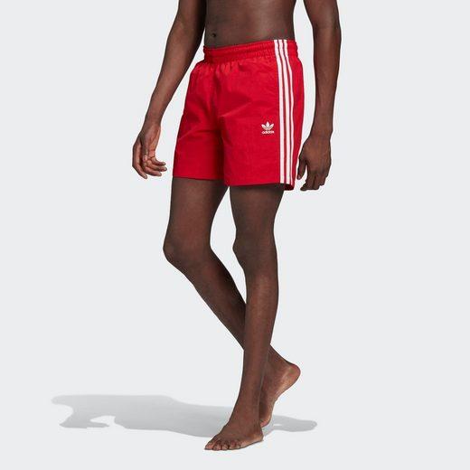 adidas Originals Shorts »3-STRIPE SWIMS«