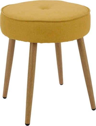 my home Hocker »Thelma« (1 St), runde Sitzfläche in 42 cm