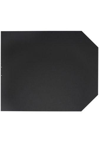 JUSTUS Bodenschutzplatte »B2« 100x120 cm juod...