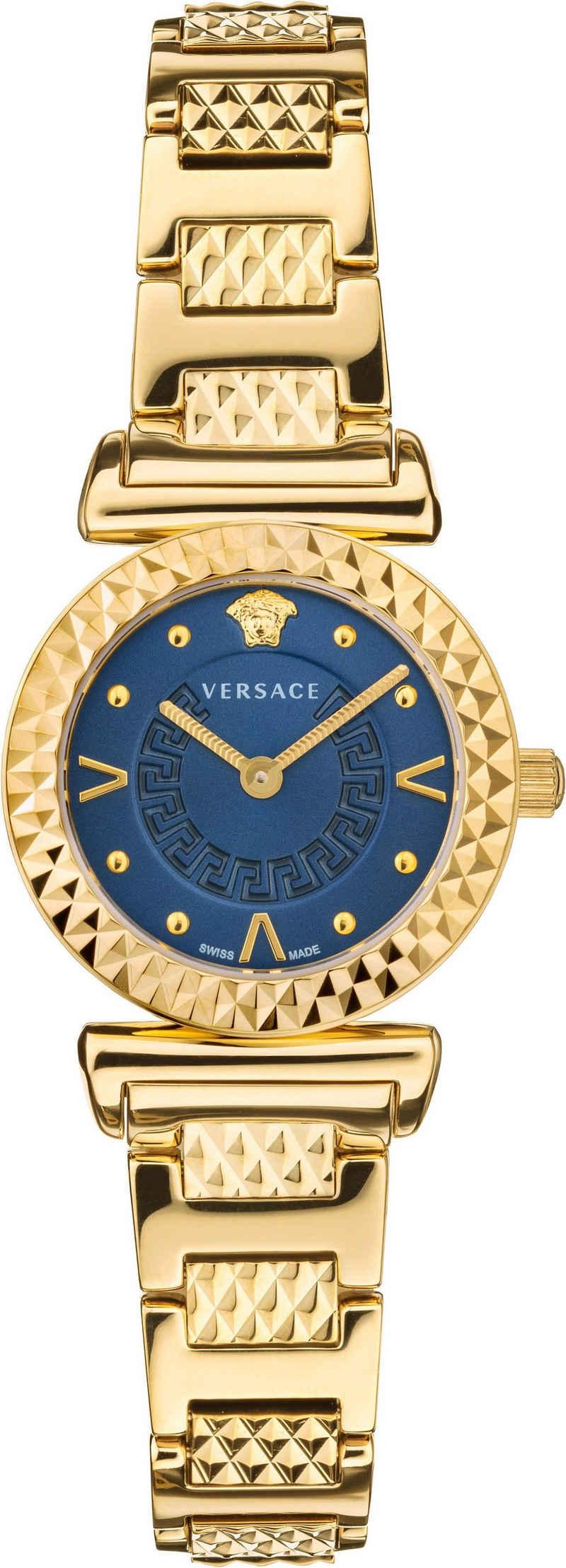 Versace Schweizer Uhr »MINI VANITY, VEAA01420«