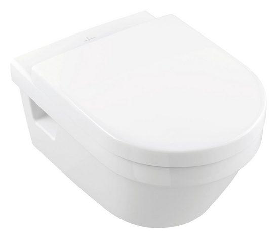 Villeroy & Boch Tiefspül-WC »Architectura«, spülrandlos