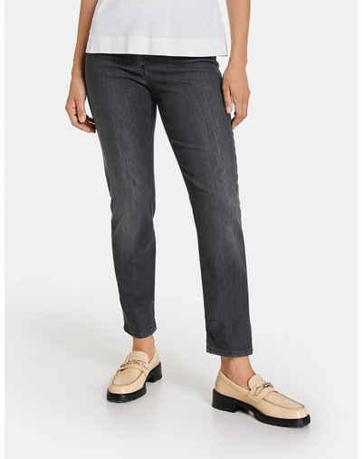 GERRY WEBER Stretch-Jeans »5-Pocket Hose Best4me Kurzgröße« (1-tlg) 5-Pocket