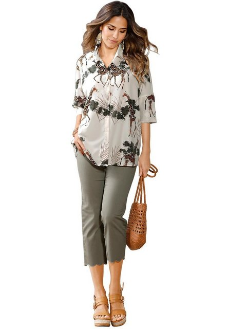 Hosen - Classic Basics 3 4 Jeans ›  - Onlineshop OTTO