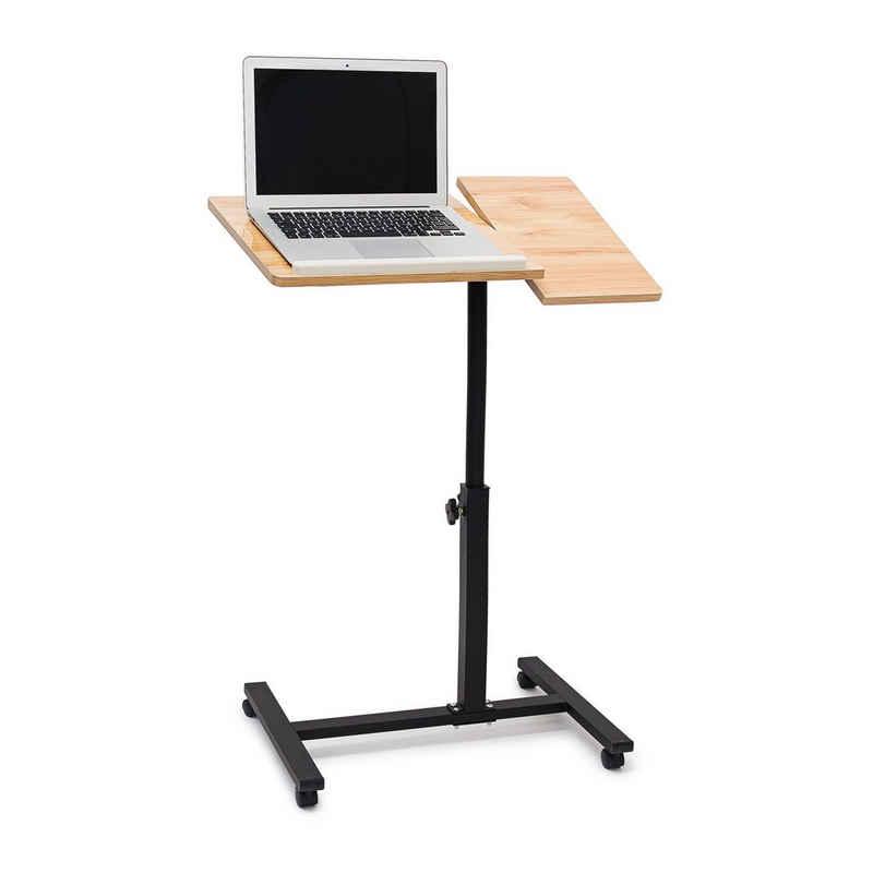 relaxdays Laptoptisch »Laptoptisch höhenverstellbar Holz«