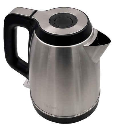 Tefal Wasserkocher Tefal Wasserkocher KI280D10, 1,7 Liter Fassungsvermögen, Edelstahl, 1.7 l, 2400 W