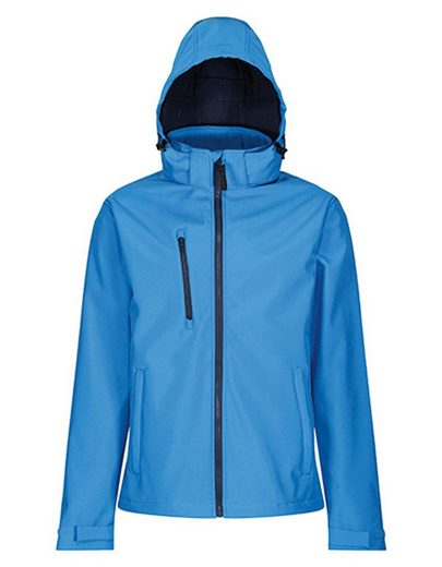 Regatta Professional Softshelljacke »Venturer 3-layer Printable Hooded Softshell Jacket«