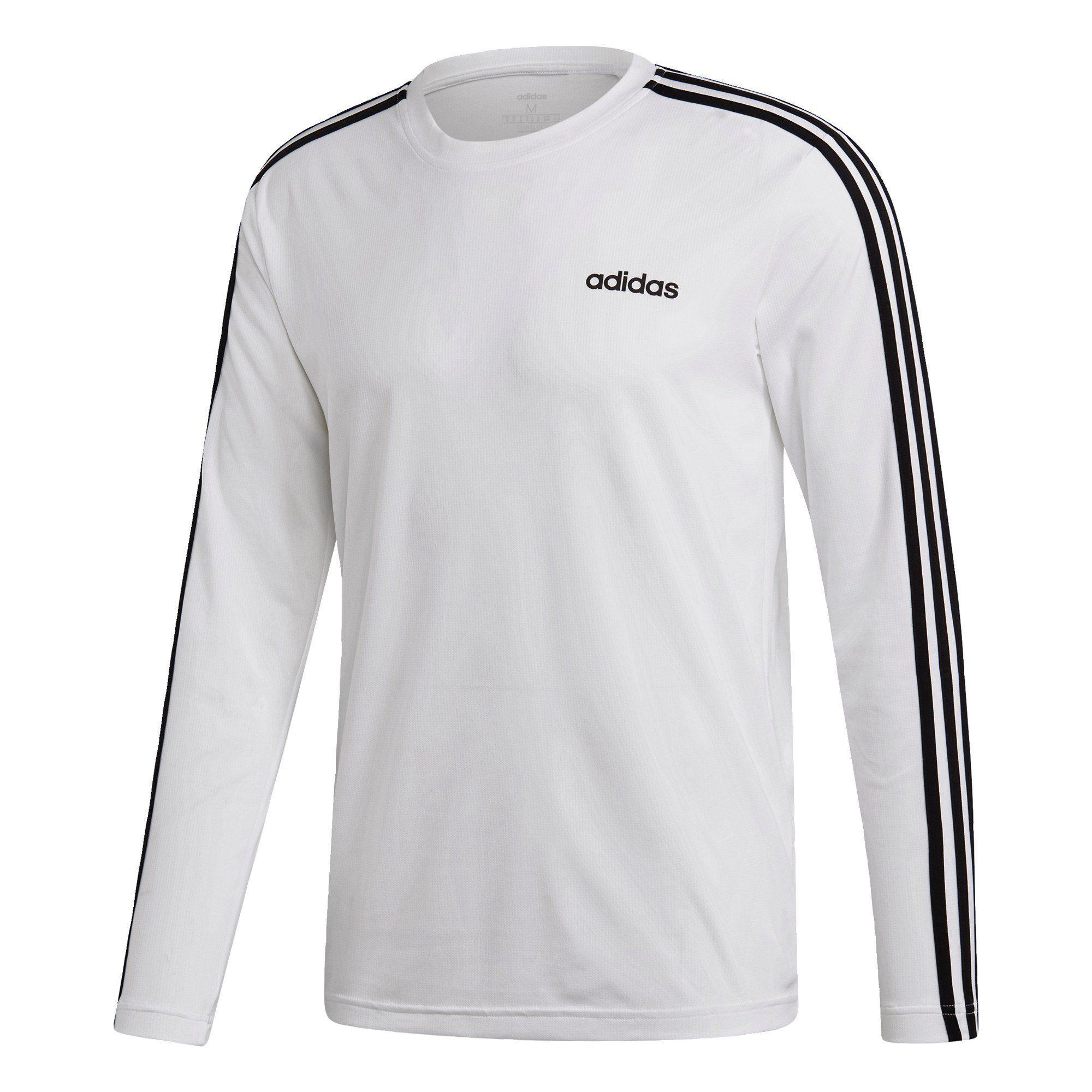 adidas Performance Langarmshirt »Designed 2 Move Climalite 3 Streifen Longsleeve« RDY;Clima online kaufen | OTTO
