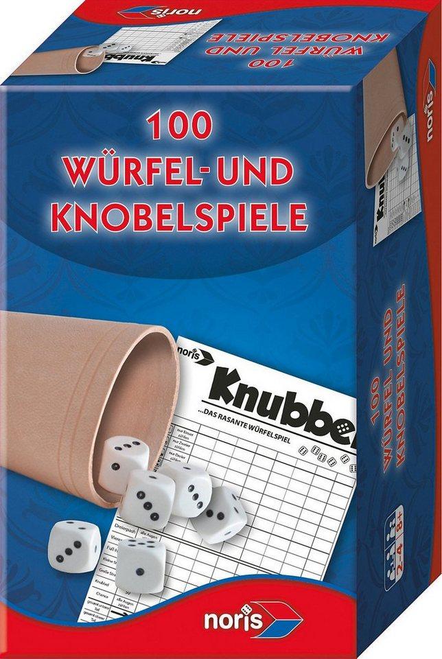 Knobelspiele Würfel