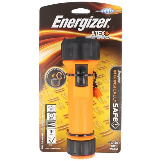 Energizer LED Taschenlampe »Energizer 2D ATEX - Taschenlampe - LED - weißes Li«