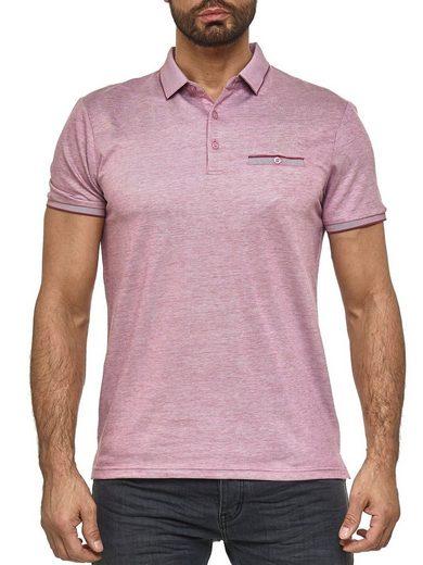 Max Men Poloshirt »3075« Herren Poloshirt mit Kragen Basic