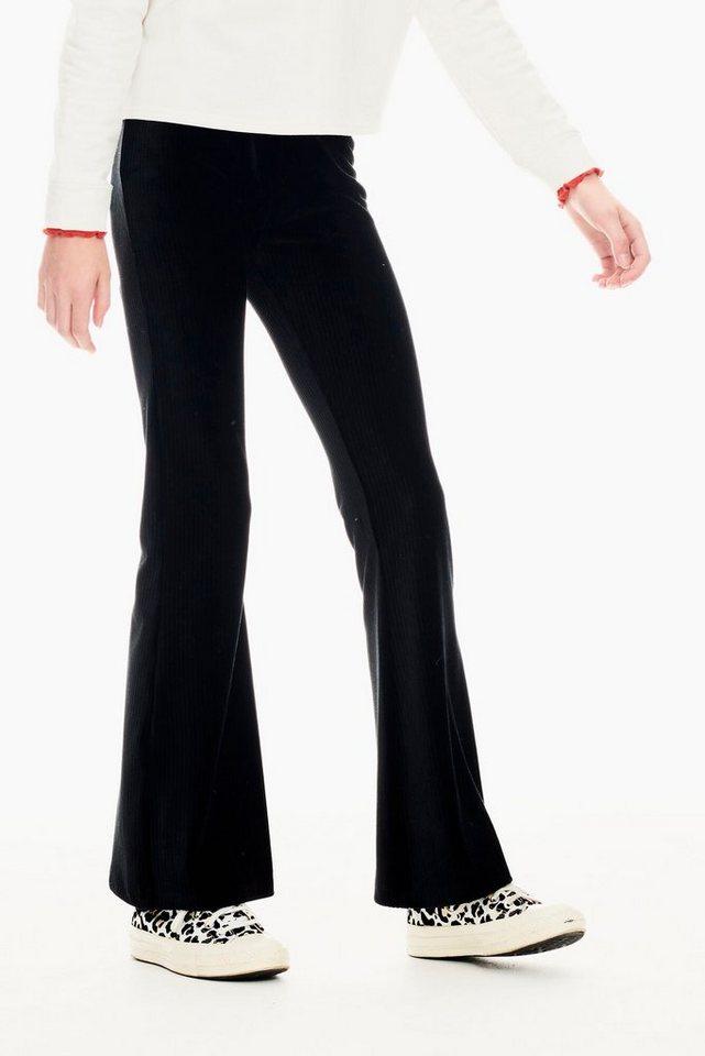 garcia -  Leggings mit Hosenbeinen mit Schlag