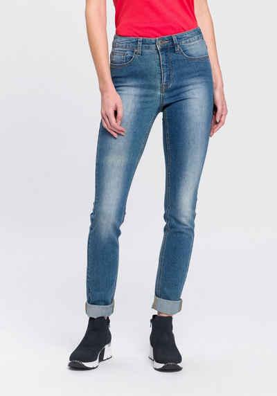 Arizona Skinny-fit-Jeans »Shaping« High Waist