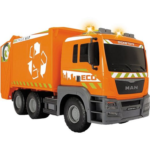 Dickie Toys Spielzeug-Auto »Garbage Truck«