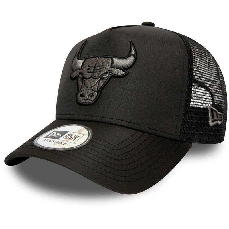 New Era Trucker Cap »AFrame Trucker RIPSTOP Chicago Bulls«