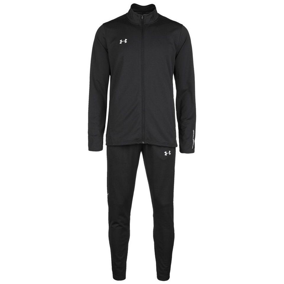 warmer und schnell trocknender Trainingsanzug mit praktischen Seitentaschen Under Armour Herren Emea Anzug bequemer Jogginganzug mit weichem Innenmaterial
