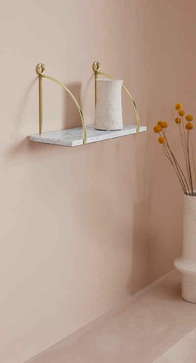 LeGer Home by Lena Gercke Wandregal »Elisa«, Ablage aus Marmor