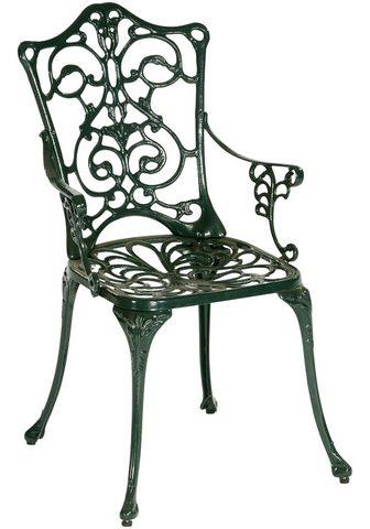 MERXX Sodo kėdė »Lugano« Aluminium grün