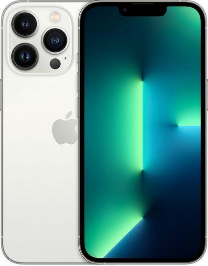 Apple iPhone 13 Pro Smartphone (15,4 cm/6,1 Zoll, 128 GB Speicherplatz, 12 MP Kamera)