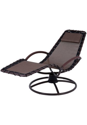 Garden Pleasure Sodo gultas »Rhodos« Stahl/Kunststoffg...