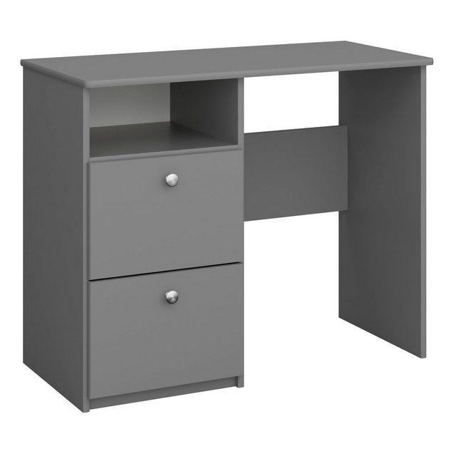 ebuy24 Schreibtisch »Molly|Oscar Kids Schreibtisch mit 2 Schubladen und« | Büro > Bürotische > Schreibtische | ebuy24